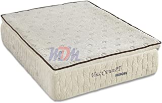 *All Sizes* Pilllow Top, Plush (Soft) Memory Foam Mattress - Bed Boss Crown - Free Shipping (Queen)