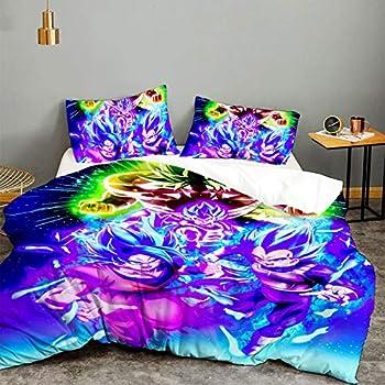Clarissa Bertha 3 Pieces Twin Bedding Duvet Cover Sets Ultra Soft Microfiber Comforter Set with 2 Pillow Shams