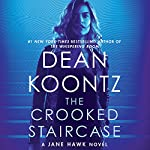 The Crooked Staircase audiobook cover art