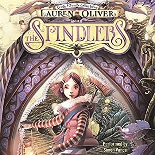 The Spindlers cover art