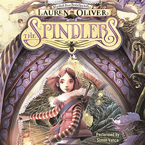 The Spindlers audiobook cover art
