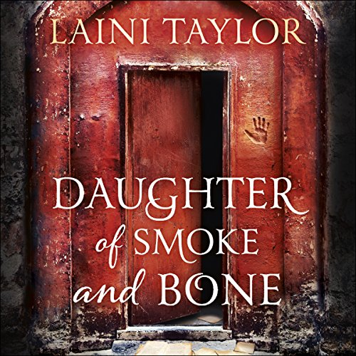 Daughter of Smoke and Bone                   By:                                                                                                                                 Laini Taylor                               Narrated by:                                                                                                                                 Khristine Hvam                      Length: 12 hrs and 32 mins     613 ratings     Overall 4.3