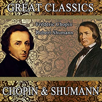 Frédéric Chopin: Concerto for Piano and Orchestra No. 2 - Robert Shcumann: A Woman's Love and Life
