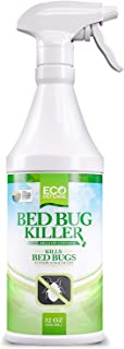 Eco Defense Bed Bug Killer, Natural Organic Formula Fastest (32 oz)