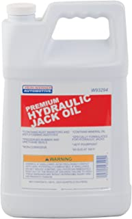 Hein-Werner HW93294 Blue Premium Hydraulic Jack Oil - 1 Gallon