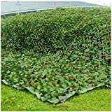 Verde Toldos Terraza Red Sombra De Jardín Malla De Camuflaje Militar Toldos Laterales Exterior Tela Velas Red Camuflaje Para Sombrilla Jardín Decoración Aire Libre Coche Techo Fotogra(Size:3*4m)