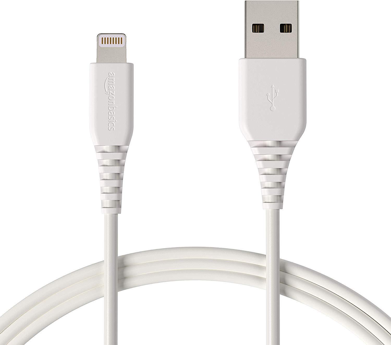 AmazonBasics Lightning USB Cable Certified