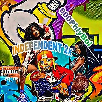 Independent 2x
