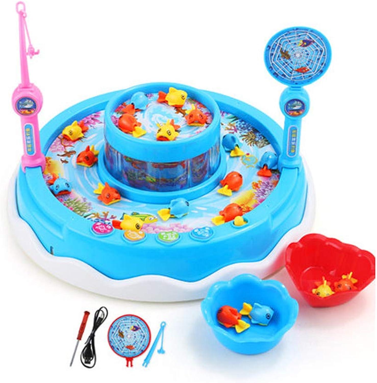 LYQZ Kinderfischenspielzeugbabykätzchen elektrisches Fischenvorteilspielzeug B07MDB15NC Neue Produkte im Jahr 2019     | Elegante Form