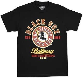 NLBM Negro Leagues Graphic Tee Baltimore Black Sox