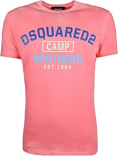 Dsquarouge2 T-Shirt - S74GD0374 - XL