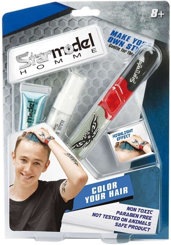 Unbekannt Star Model Homme, Farbe Your Hair, 6 Stück B07L5MQNXQ Der neueste Stil  | Großer Räumungsverkauf