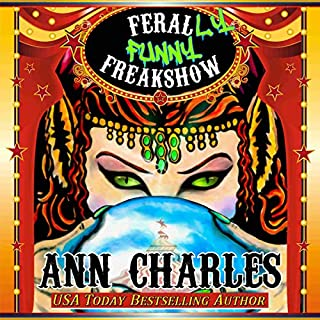 Ferally Funny Freakshow cover art