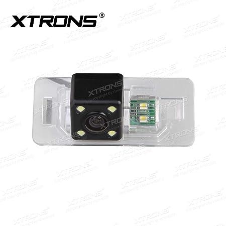 Xtrons 160 Hd Rückfahrkamera Einparkshilfe Wasserdicht Elektronik