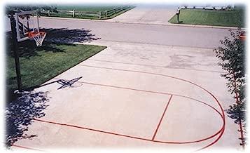 First Team Basketball Court Stencil Kit