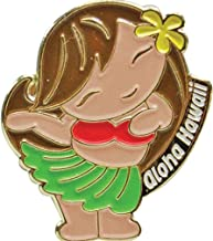 Islander Hawaii Lapel or Hat Pin Aloha Hula Girl