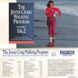 The Jenny Craig Walking Program for Weight Loss and Weight Management Two Audio Cassette Tape Levels 1 2 and 3