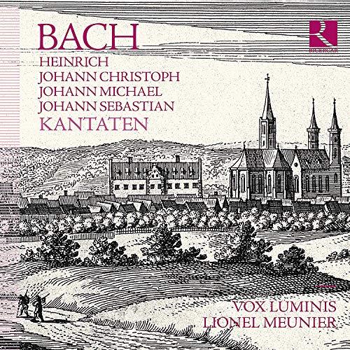 Kantaten der Bach-Familie