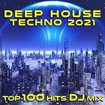 Deep House Techno 2021 Top 100 Hits DJ Mix