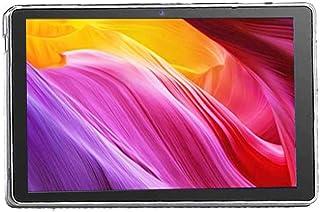 Dragon Touch max10/Dragon Touch NotePad K10 10.1インチ ケース - TPUシリコン【HVUYAL】 カバー 耐衝撃 半クリア全面保護 スリムフィット Dragon Touch max10/Drag...