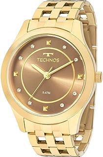 Relógio Feminino Technos Analógico Dourado - 2036mfb/4m