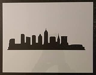 Best cleveland skyline stencil Reviews