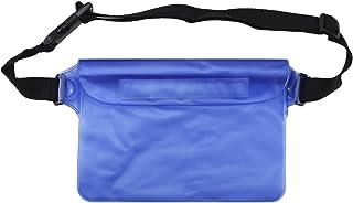 Lilware Waterproof Mini Bag Impermeable Bolso. Ligera y Compacta Talega con De Triple Sellado Protectora y Cintura Correa....