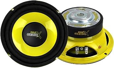 "Pyle PLG64 6.5"" 300 Watt Car Mid Bass/Midrange Subwoofers Sub Power Speakers (2)"