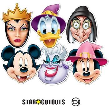 /Scheda Maschera di Paperina Star Cutouts Ltd/