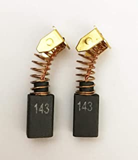 Carbon Brushes for Bosch 2610008121 PR10E PR20EVS PR20EVSK Router 2609120149 GKF 600 Palm Router Trimmer GMR 550 Router S29