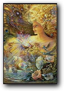 Crystal of Enchantment Art Print Poster by Josephine Wall, 24 x 36 Poster Print by Josephine Wall, 24x36