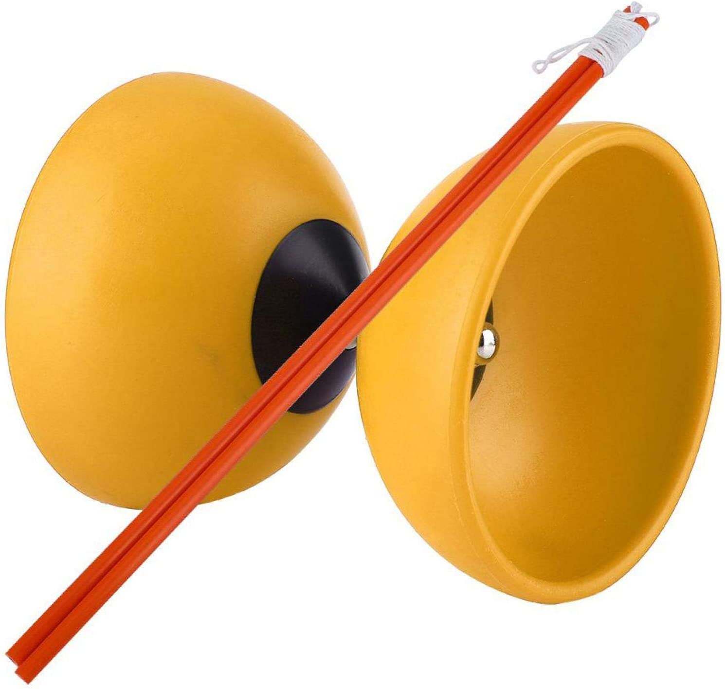 Diabolo - Triple Bearing Set Coloured with Yoyo Chinese Outlet At the price of surprise ☆ Free Shipping