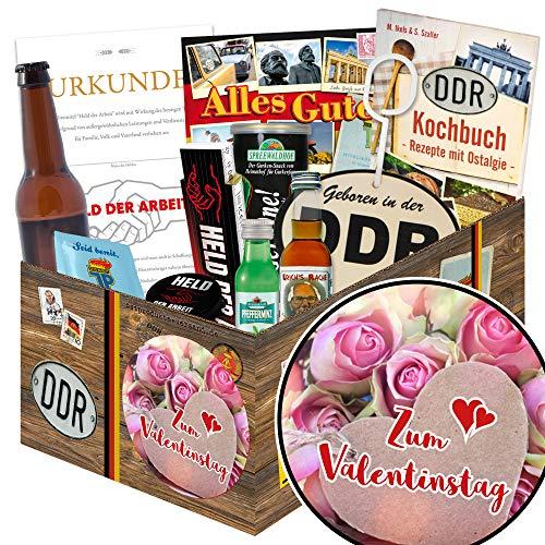 Zum Valentinstag - Geschenke Männer DDR - Valentinstag für Ihn