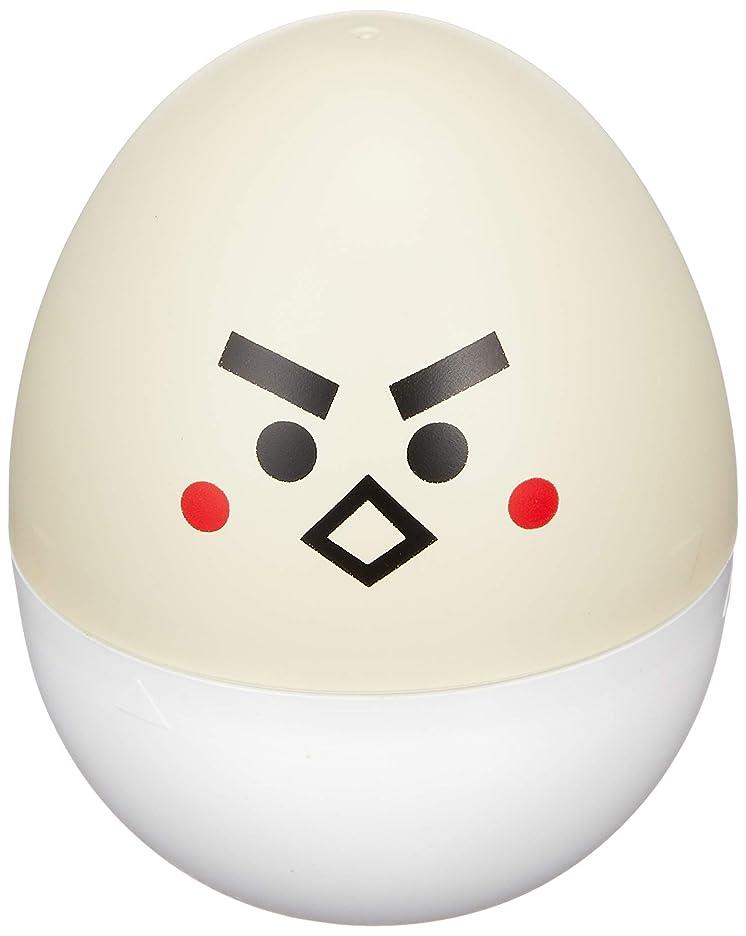 悲惨異議役に立つたつみや(Tatsumiya) Hakoya Family ゆでたまごケース のりピヨ サイズ:約φ5.7 H7.5 52006