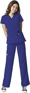 surgical blue scrubs