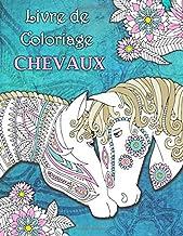Coloriage Cheval Zen.Amazon Fr Coloriage Chevaux