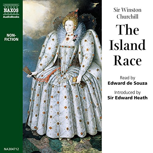 The Island Race audiobook cover art
