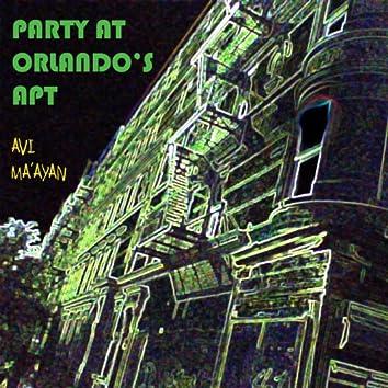 Party at Orlando's Apt