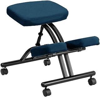 Autopeck ergonomisk hållning stol ergonomisk knäskydd kontorstöd pallstol justerbar hem bekväm ortopedisk tjock sits