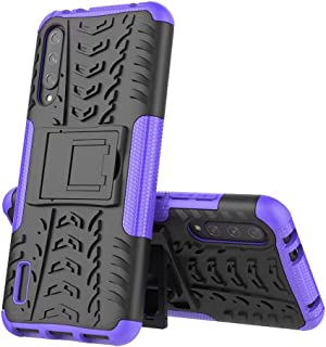 Wuzixi Case for vivo Y52s t1. Tire Texture Protective [Anti-Scratch] [Shock Absorption] [Durable], Cover for vivo Y52s t1....