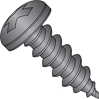 Square Drive Truss Head Steel Sheet Metal Screw Pack of 100 1//2 Length Type A Zinc Plated #6-18 Thread Size