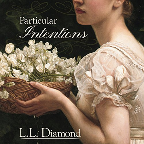 Particular Intentions audiobook cover art