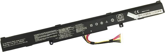A41N1611 A41LK5H A41LP4Q OB110-00470000 Laptop Battery for Asus ROG Strix GL553 GL553VW GL553VD GL553VE FX53VD GL753V GL752VW FX53VD(14.4V 48Wh)