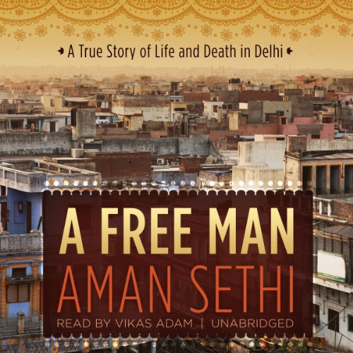 A Free Man audiobook cover art
