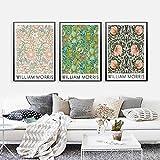 DHLHL Modulare Bilder Startseite William Morris Dekoration