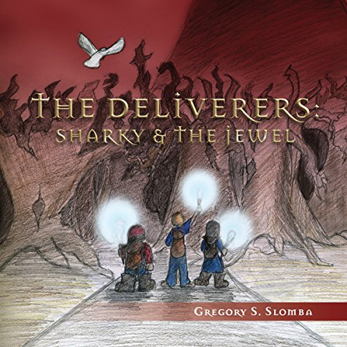 The Deliverers audiobook cover art