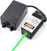 Oxlasers 200mW 532nm 12V High Power TTL Green Laser Modules with Cooling Fan