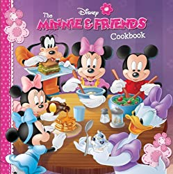 Minnie and Friends Cookbook