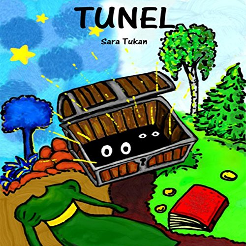 Tunel audiobook cover art