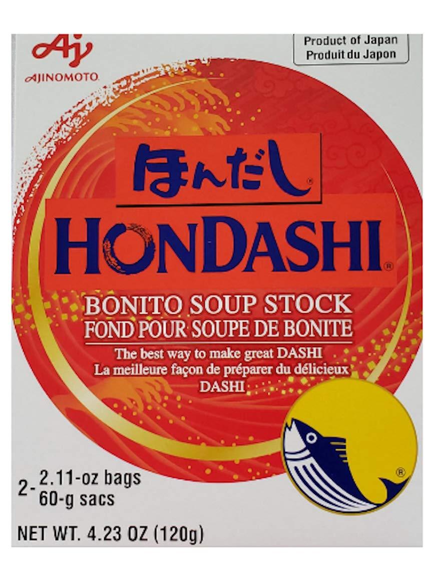 Ajinomoto 2021 Mail order model HONDASHI Bonito Soup 4.23oz Ounce Stock 4.23